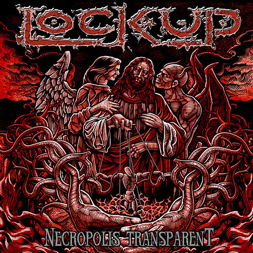 Necropolis Transparent (Bonus Version) by Lock Up