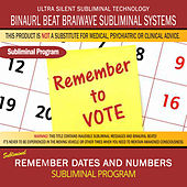 Remember Dates and Numbers (Better Memory) by Binaural Beat Brainwave Subliminal Systems
