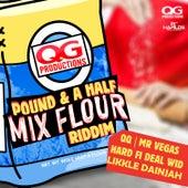 Pound & A Half Mix Flour Riddim by Various Artists