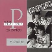 Serie Platino: 20 Exitos by Menudo