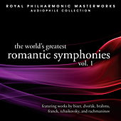 The World's Greatest Romantic Symphonies Vol. 1 by Royal Philharmonic Orchestra