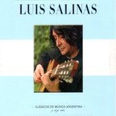 Clásicos de Música Argentina, Y Algo Más (Argentinean Music Classics) by Luis Salinas