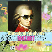 Classical Analysis: Mozart, Vol.8 by Symphosium Orchestra