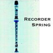 Recorder Spring by Antonio Vivaldi