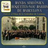 Concert Al Palau De La Generalitat by Banda Simfònica Roquetes-Nou Barris de Barcelona
