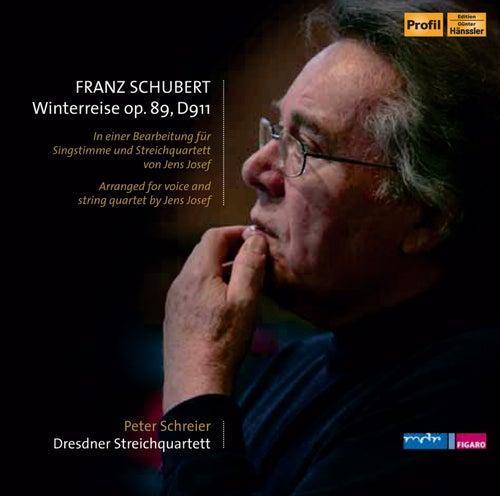 Schubert: Winterreise, Op. 89, D. 911 (Arr. J. Josef for Voice & String Quartet) [Audio Version] by Peter Schreier