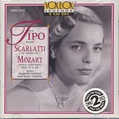 Maria Tipo Plays Mozart & Scarletti by Vienna Symphony Orchestra