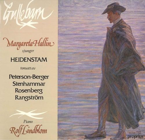 Gullebarn by Margareta Hallin