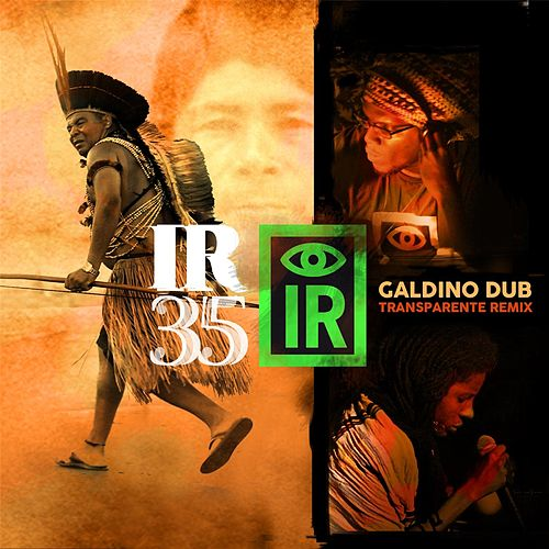 I R 35 Galdino Dub (Transparente Remix) [feat. Tapedave & Jah9] by Indigenous Resistance