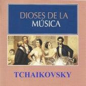 Dioses de la Música - Tchaikovsky by Ida Czernecka