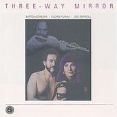 Three-Way Mirror by Airto Moreira