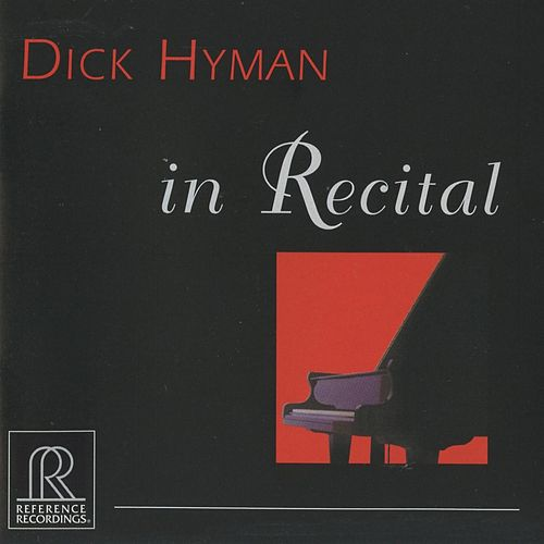 In Recital (Live) by Dick Hyman
