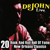 Dr. John Live - 20 Rock and Roll Hall of Fame & New Orleans Classic by Dr. John