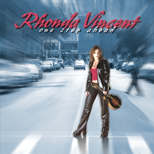 One Step Ahead by Rhonda Vincent