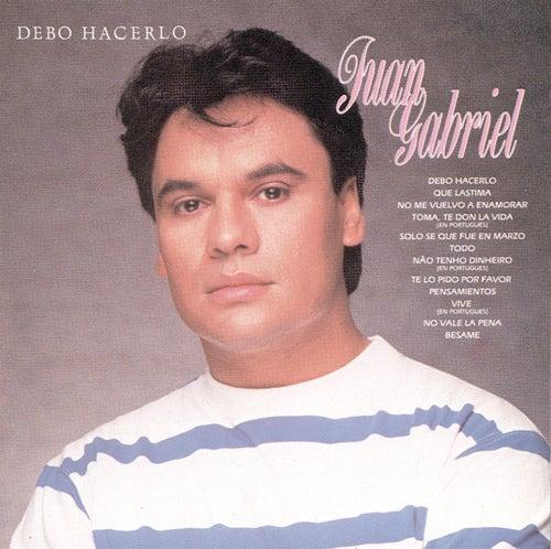 Debo Hacerlo by Juan Gabriel