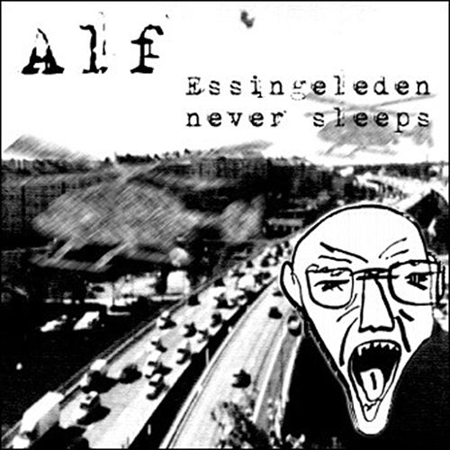 Essingeleden never sleeps by ALF