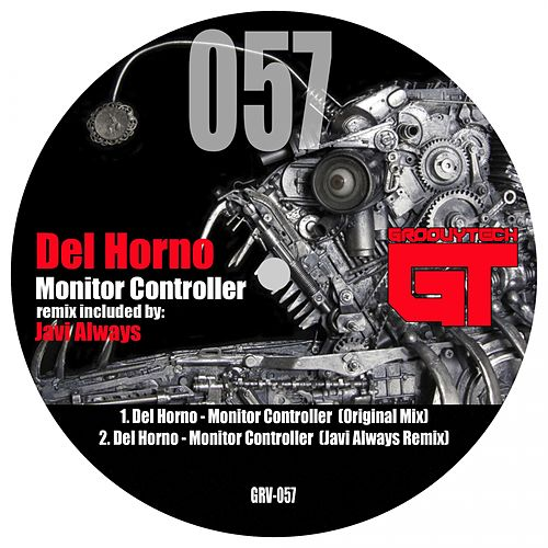 Monitor Controller by Del Horno