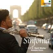 Sinfonia - C.P.E.Bach Works - by Masataka Hirano