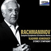 Rachmaninov: Complete Symphonies and Orchestral Works by Sydney Symphony