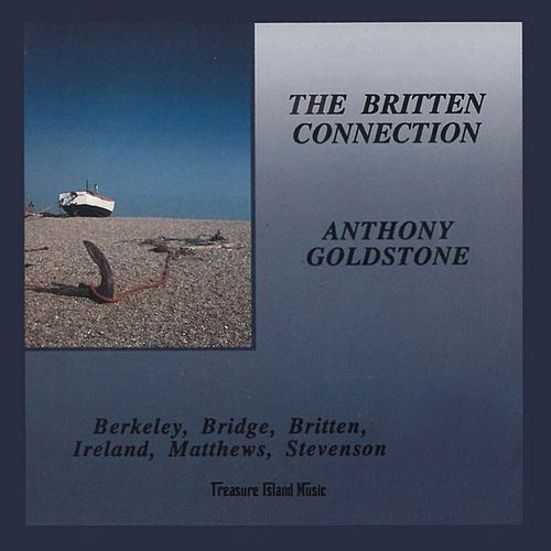 The Britten Connection by Anthony Goldstone