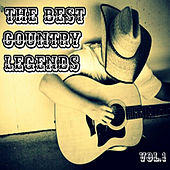 The Best Country Legends, Vol. 1 von Various Artists
