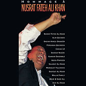 Hommage a Nusrat Fateh Ali Kahn by Various Artists