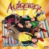 Fleckerlteppich by Aufgeiger