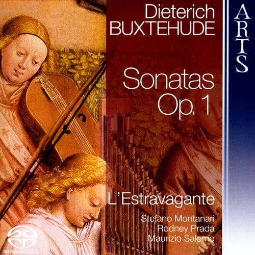 Dieterich Buxtehude: Sonatas Op. 1 by Dieterich Buxtehude