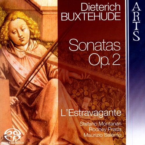 Dieterich Buxtehude: Sonatas Op. 2 by Dieterich Buxtehude