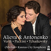Alieva & Antoņenko by Various Artists