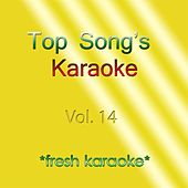 Top Song's Karaoke - Vol 14 by Fresh Karaoke