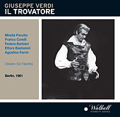 Verdi: Il trovatore (Live) by Various Artists