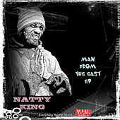 Man From the East - EP by Natty King