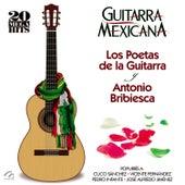 Guitarra Mexicana (20 Mega Hits) Los Poetas de la Guitarra y Antonio Bribiesca by Various Artists