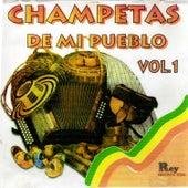 Champetas de Mi Pueblo, Vol. 1 by Various Artists