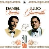 Daniel Santos y Julio Jaramillo - 20 Grandes Éxitos by Various Artists
