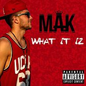 What It Iz - Single by M.A.K.