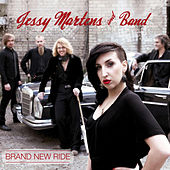 Brand New Ride by Jessy Martens