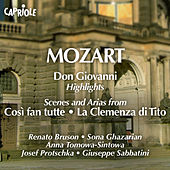Mozart: Opera Highlights by Various Artists