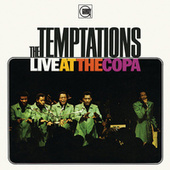 Live At The Copa by The Temptations