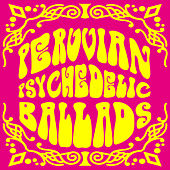 Peruvian Psychedelic Ballads (Instrumental), Vol. 1 by Various Artists
