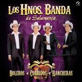 Boleros, Corridos y Rancheras by Los Hermanos Banda De Salamanca