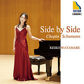 Side by Side - Chopin & Schumann - by Keiko Watanabe