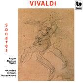 Vivaldi: Violin Sonatas RV 5, 10, 14, 15, 17a, 21, 26 & 35 by Micheline Mitrani