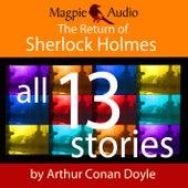The Return of Sherlock Holmes (Unabridged) by Sir Arthur Conan Doyle