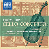 Williams: Cello Concerto by Robert deMaine