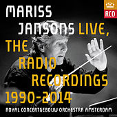 Mariss Jansons Live: The Radio Recordings 1990-2014 by Various Artists