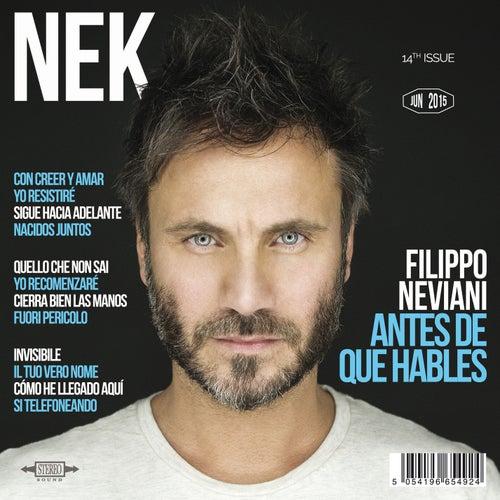 Antes De Que Hables by Nek