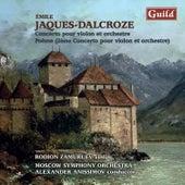 Jaques-Dalcroze: Concerto pour Violon et Orchestre, Op. 50 - 2ème Concerto