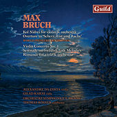 Bruch: Kol Nidrei - Romance - Serenade on Swedish Folk - Violin Concert No. 1 by Various Artists